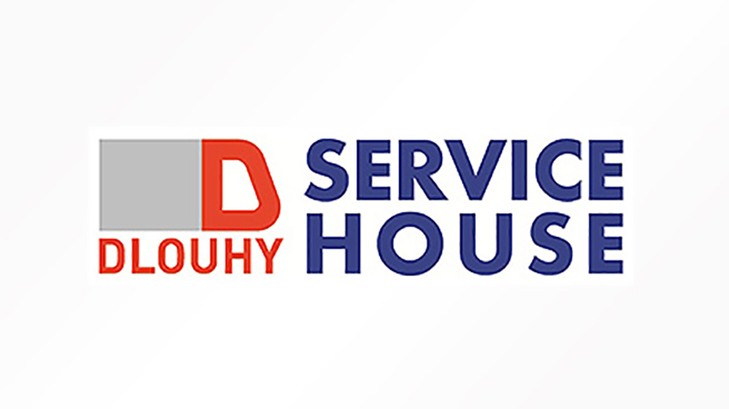 DLOUHY Service House